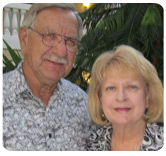 Ruth and Dave Mott